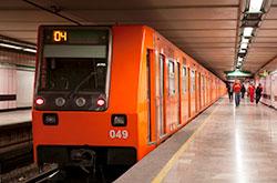 Transporte publico subterranéo