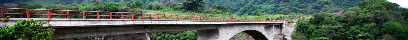 Puentes hecho por Tecnosuelo
