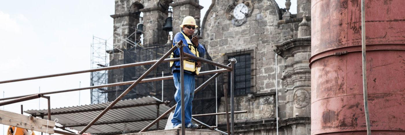 Construcción e ingeniería en Guadalajara