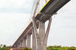 Puente Tampico por Tecnosuelo
